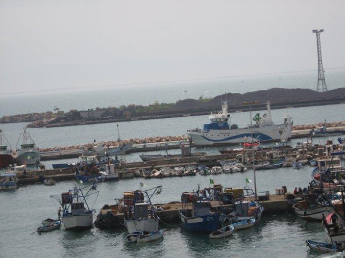 Port peche annaba